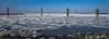 Cuxhaven-Kugelbake (Roger Armutat) Tags: elbe nordsee norddeutschland cuxhaven döse kugelbake cuxhavendöse sony natur panorama winter eisschollen llllll ilce7m2 ptgui