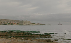 Spain Tenerife / El Medano (h_j.sauermann2021) Tags: 2017 20171211spainteneriffa spain tenerife teneriffa sun holiday landscape light colours bright town elmedano morningsky