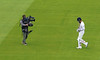 A lonely walk (Treflyn) Tags: england moeen ali ignores tv cameraman trudges back pavilion nicked behind third test west indies lords cricket lonely walk