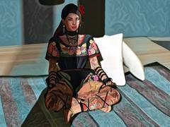 Twilight (MKNaomi) Tags: sl secondlife avatars meditation virtualworlds elo
