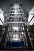 2018_Jan_NZLijn-847 (jonhaywooduk) Tags: subway amsterdam design architecture tunnel rokin vizelgraacht turnstile escalator