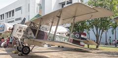 Breguet XIV (Gösta Knochenhauer) Tags: 2018 january panasonic lumix fz1000 dmcfz1000 bangkok thai thailand royal air force aircraft plane museum p9130612nik p9130612 nik breguet xiv 14 childrens day