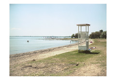(harald wawrzyniak) Tags: analogue analog film scan mamiya 645af harald wawrzyniak haraldwawrzyniak mediumformat 120mm kodakportra beach summer sea 2017 filmphotography