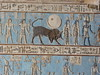 Taurus, Astrological Ceiling, Dendera Temple (Aidan McRae Thomson) Tags: dendera temple egypt carving ancient egyptian ptolemaic ceiling