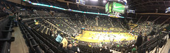 UO basketball vs Huskies (LarrynJill) Tags: matthewknight arena basketball uo ducks eugene or college