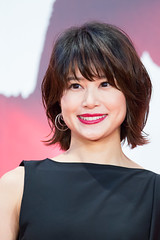 """Satsukawa Aimi from """"SHE/LL"""" at Opening Ceremony of the Tokyo International Film Festival 2017"""
