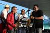 Jam Session (Rick & Bart) Tags: florida bahamas cruise cruiseship travel rickvink rickbart canon eos70d pool royalcaribbean theglamorouslifelatincruise enchantmentoftheseas music eddiem saxophone
