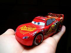 Midnight Run Lightning McQueen (amika_san) Tags: cars lightning mcqueen