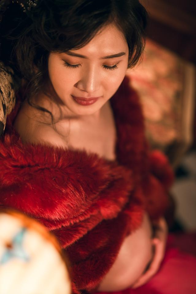 推薦 台南孕婦照 清新唯美風格 YY 028