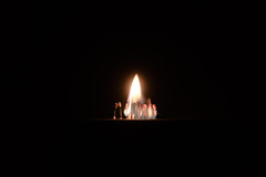 Saturday Self Challenge: Flames (naturum) Tags: 2018 februari february fire flame lucifer match saturdayselfchallenge ssc vlam vuur winter