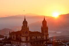 Catedral de Jaén (arapaci67) Tags: jaén andalusia catedral amanecer niebla canon70d