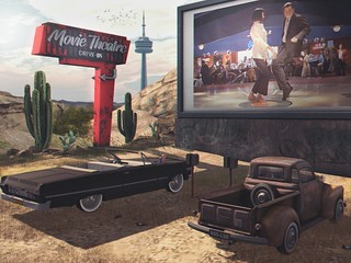 Drive-in Theatre PREVIEW!
