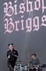 Bishop Briggs On The Prowl (peterkelly) Tags: digital parcjeandrapeau montreal quebec canada northamerica osheaga osheagamusicartsfestival 2017 panasonic lumix zs50 concert festival music musician mike mic microphone bishopbriggs drummer drum drumming