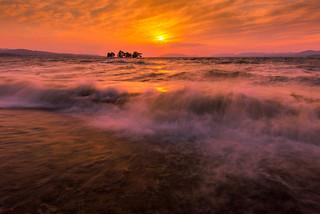 sunset 1654
