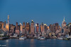 """Heavenly shades of night are falling .........""""IT'S ......   TWILIGHT... TIME"""" (Xacobeo4) Tags: the twilight time new york city © xacobeo4 all rights reserved"""