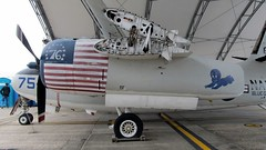 """Grumman C-1A Trader 3 • <a style=""""font-size:0.8em;"""" href=""""http://www.flickr.com/photos/81723459@N04/40567449841/"""" target=""""_blank"""">View on Flickr</a>"""