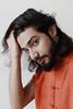 (des_orpheus) Tags: boy guy man pakistan long hair ritratto
