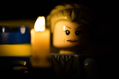 In the candle light (lego3x11l) Tags: lego lego3x11l lukas3x11l lukas legothelordoftherings legopiratesofthecaribbean pirates minifigures
