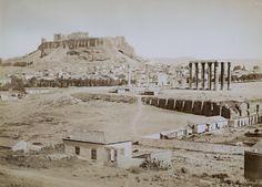 View of Acropolis an