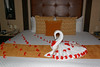 El Dorado Casitas Royale (wildhareuk) Tags: bed canoneos500d eldoradocasitasroyale hotel mexico room swan tamron18270mm towelart mexico2016 img5521dxo