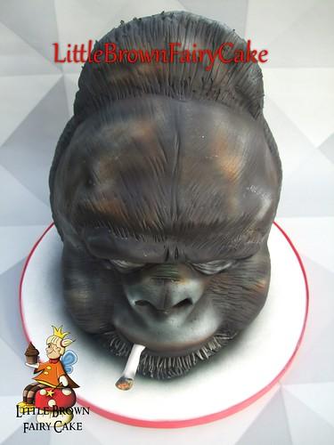 a top gorilla