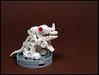 Lil' T (Karf Oohlu) Tags: lego moc dinosaur tyrannosaur creature prehistoric cute horny