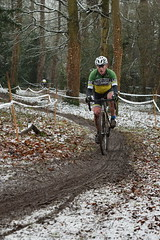 DSC_0113 (sdwilliams) Tags: cycling cyclocross cx misterton lutterworth leicestershire snow