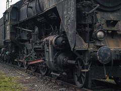 P1218679 (Dreamaxjoe) Tags: gozmozdony 424steamlocomotive steam locomotive 424 bivaly celldömölk