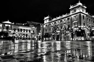 Athens lights