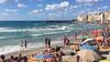 Sun at the beach (Mario Aprea) Tags: marioaprea cefalù città city sicilia sicily sea mare sky people summer estate spiaggia cielo sabbia