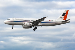 LFO_A320_DATRA_RMS_JAN2018_1 (Yannick VP) Tags: civil governmental research jetliner transport pax dlr lfo lufo lfo42a airbus a320 320200 datra ramstein airforcebase airbase rms etar january 2018 rwy27 europe eu germany de afb ab