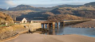 Barmouth Bridge, Wales