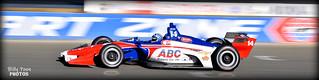 Tony Kanaan - A J Foyt Racing / Chevrolet