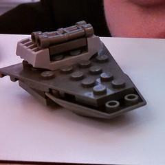 Star Destroyer (Cap's Creations) Tags: star wars lego moc destroyer