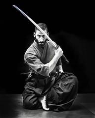 21314536_10208417559191129_6400565453875963853_n (antonellabarnaba) Tags: budo taijutsu jujutsu ninjutsu bujinkan katana ninja samurai italianmartialartist martialartists martial arts koryu iaito iaido japan japanese man beard