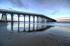 San Simeon Pier (Joe Josephs: 3,166,284 views - thank you) Tags: california californiacoast californialandscape landscapephotography pacificcoast pacificcoasthighway travel travelphotography westcoast californiabeach cambriacalifirnia pier sansimeoncalifornia pacificocean evening sunset dusk sundown shoreline