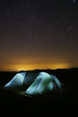 Camping in the Lake District yet again (jamesfleet1) Tags: sunset dramatic sky dawn dusk moon twilight moonlight moody evening jamesfleet stars terranova light midnight lightpollution lakedistrict milky way portrait nikon d90 tripod long exposure clusters camping walking hiking dark buttermere robinson orange green england space bedtime photooftheday photoshoot photography photo outside tens tents two twocolours contrast slowshutterspeed lowexposure arange grey black lightanddark