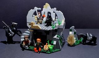 LEGO 9472 Attack on Weathertop🍏