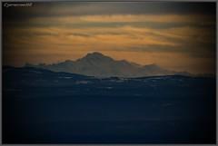 Mont-Blanc depuis le Grand-Ballon (jamesreed68) Tags: 68 88 alsace hautrhin grandest mountain vosges montblanc alpes canon 600d eos