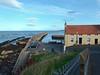St Andrews pier, Fife, Scotland