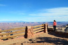 Buck Canyon Overlook (Joe Shlabotnik) Tags: utah 2017 canyonlandsnationalpark november2017 canyonlands nationalpark afsdxvrzoomnikkor18105mmf3556ged faved