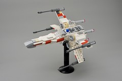 X-Wing Fighter Midi-scale