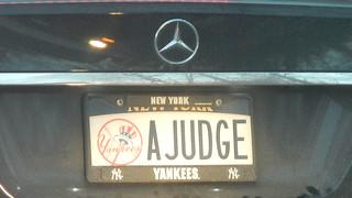 NY - A JUDGE