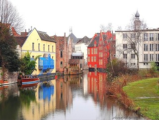 Ghent in wintertime (2)