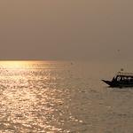 Tourist boats at Chong Kneas, Siem Reap thumbnail