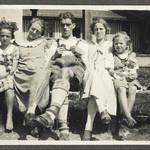 Archiv FaMUC003 Münchner Familie, 1920-1935 thumbnail