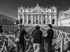 Basilica de San Pedro, El Vaticano, Roma (Angel Talansky) Tags: italy roma rome vaticano basilica basilicadesanpedro sanpietro