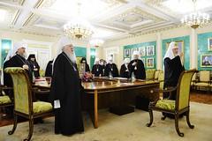 09. Заседание Священного Синода РПЦ 07.03.2018