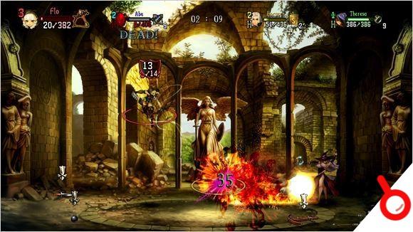 《龍之皇冠Pro》新截圖公開 奇怪畫風印象深刻