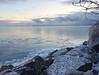 On Thin Ice IMG_5575 (iloleo) Tags: toronto winter lakeontario ice landscape nature iphone morning ashbridges